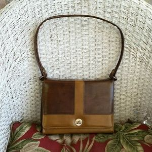 Vintage 50's 60s Mod Kelly Girl Handbag Purse Bag